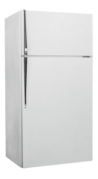 White Refrigerator in Portland OR